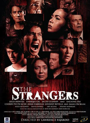The Strangers movie poster