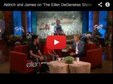 Aldrich James Video