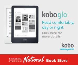Badge Ad - Kobo Glo (300x250 pixels)