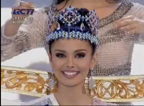 Megan Young is the 63rd Miss World | Photo Credit: Rappler