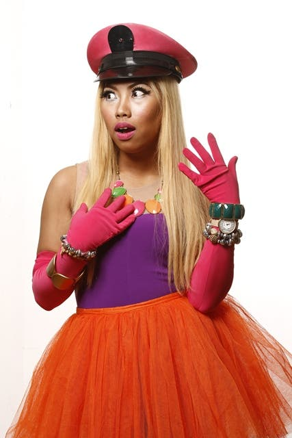 Nicki Minaj---Ultimate Kalokalike (2)