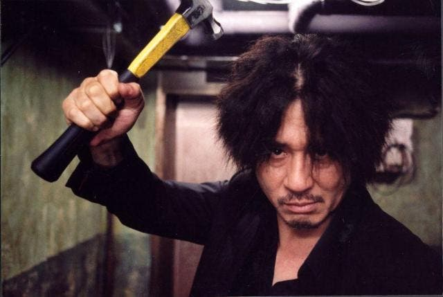 Oldboy airs on Cinema One