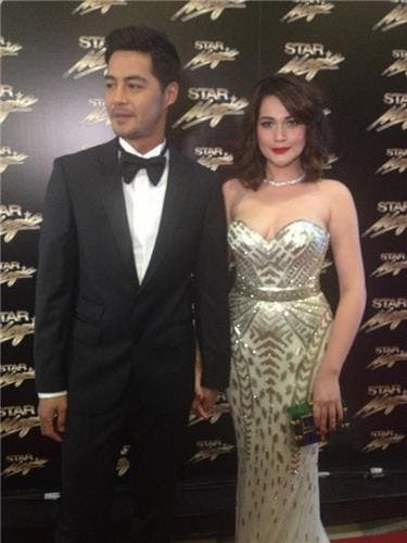 Star Magic Ball 2013 Bea Alonzo Zanjoe Marudo
