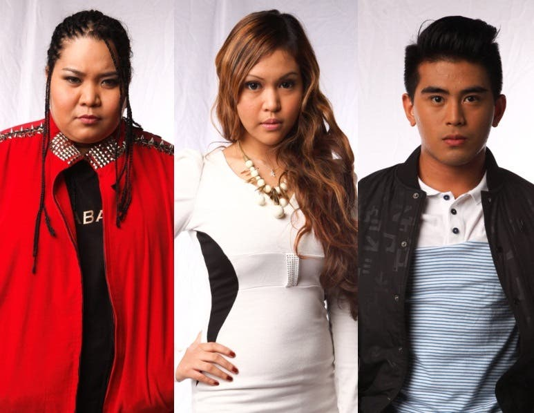Janice is 1st from left (Team APL)