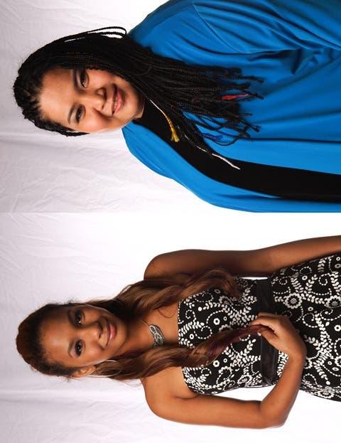 TEAM APL Janice and Jessica
