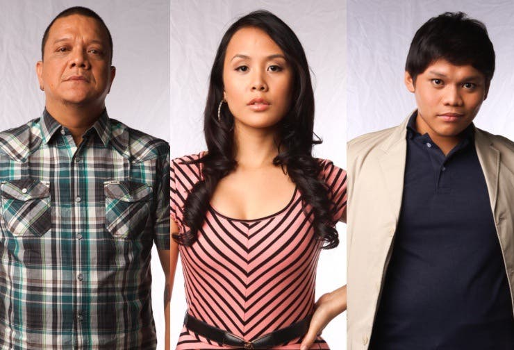 Kimpoy is 3rd from left from Team Lea