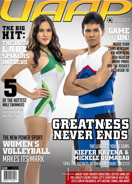 UAAP Magazine 2013