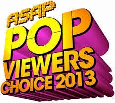 ASAP Pop Viewers Choice Awards 2013