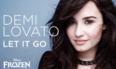 Demi Let It Go