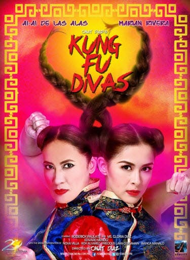 Kung fu divas grosses p32 7 m in 2 weeks starmometer - Mojo box office philippines ...