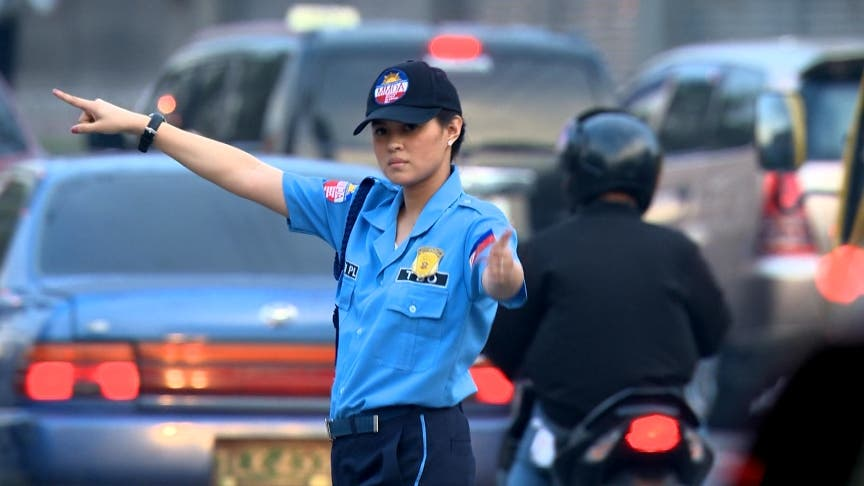code of conduct of police traffic enforcer in the philippines
