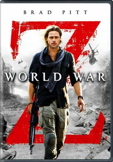 """""""World War Z"""" DVD"""