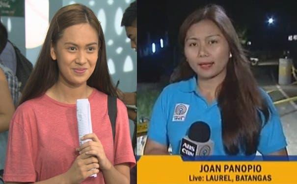 Yen  Santos plays ABS-CBN Batangas' Joan Panopio in 'MMK' this Saturday