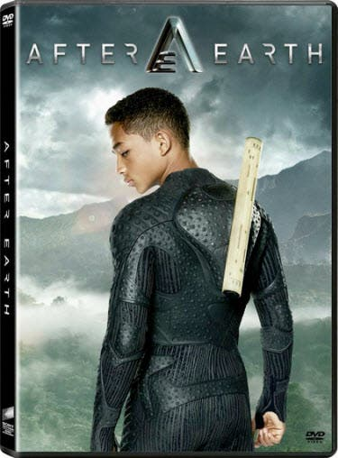 """""""After Earth"""" DVD"""