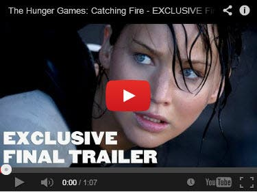 'The Hunger Games: Catching Fire' – Final Trailer ...