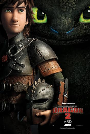 How to train your dragon 2 teaser poster released starmometer how to train featuring the returning voice cast leads from the first movie jay baruchel hiccup america ferrera astrid and gerard butler stoick with ccuart Gallery