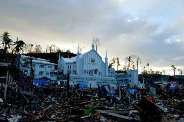 Iglesia ni cristo gets flak from refusing to shelter yolanda victims starmometer for Stars swimming pool tacloban city
