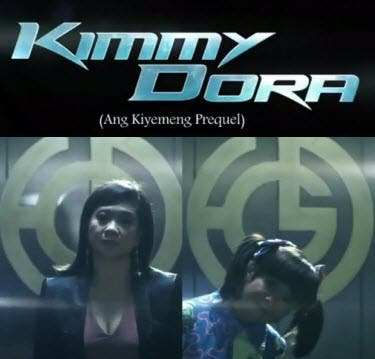 the twins Kimmy and Do...