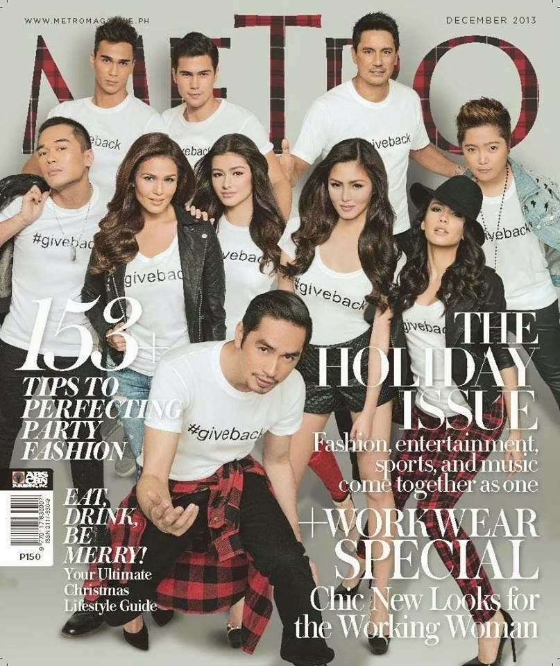 Metro Magazine December 2013