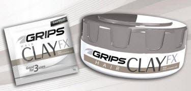 Grips Hair Clay