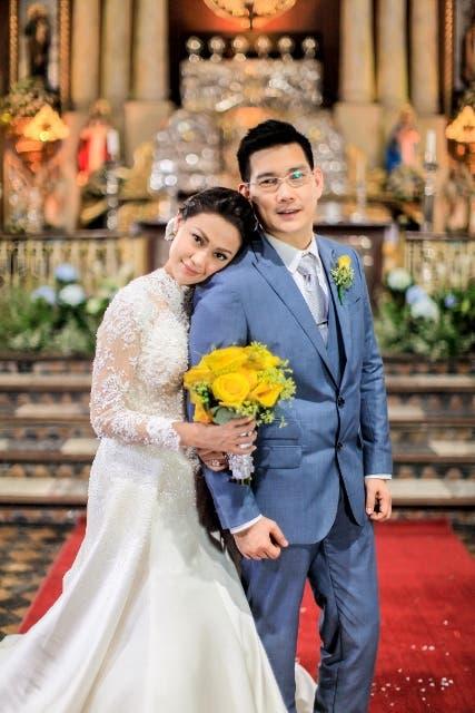 Richard Yap And Jodi Sta Maria Wedding 'Love Team of the Ye...