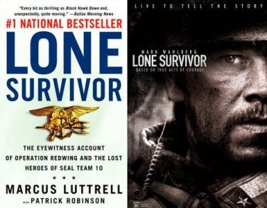 Lone Survivor Book Film