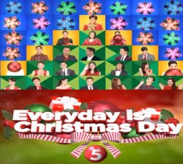 TV5 Christmas SID