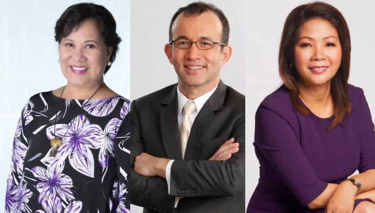 TV5 Executives