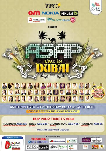 ASAP Dubai