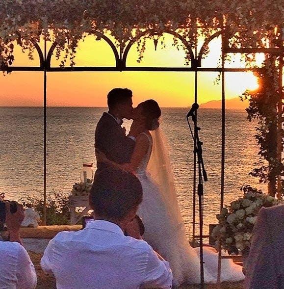 Iya Villania and Drew Arellano Wedding Photo 4