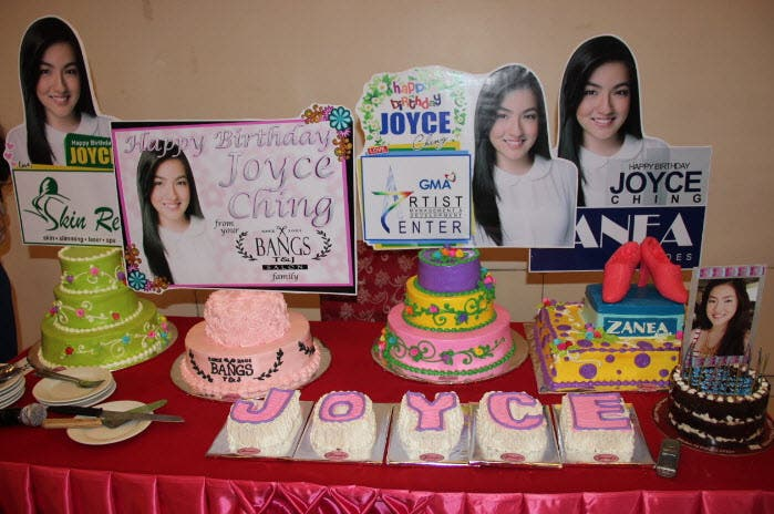Joyce Ching Food Tasting Event Turns Into A Suprise Birthday Party