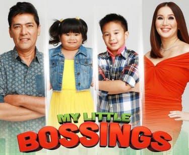 My Little Bossings Cast