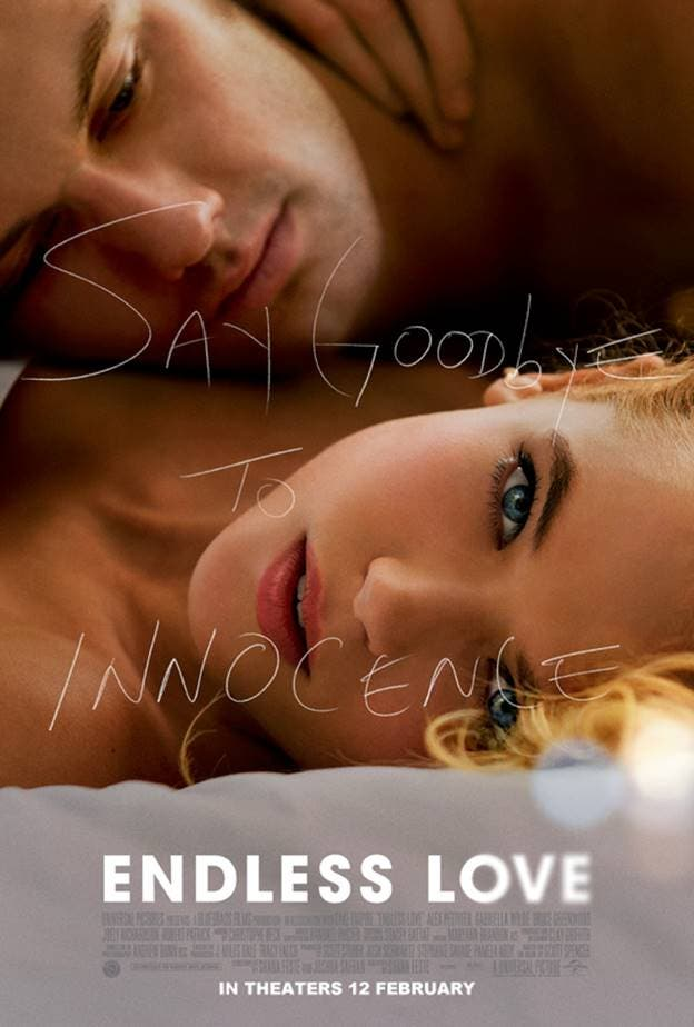 'Endless Love' – Official Movie Poster and Trailer ...