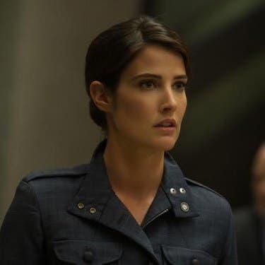 Agent Maria Hill