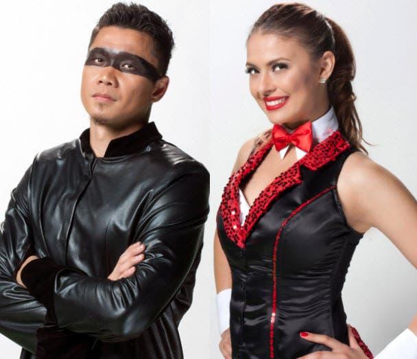 Celebrity dance battle videos on xbox