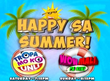 Happy Summer TV5