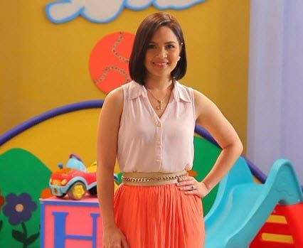 Judy Ann Santos New Hairdo Trends Among Working Mothers Starmometer