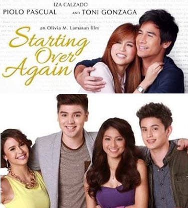 Starting over again hits p410 m diary ng panget grosses p61 3 m in 5 days starmometer - Mojo box office philippines ...