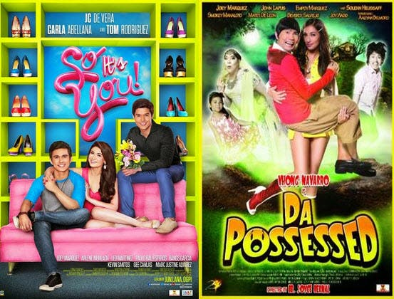 So it s you grosses p25 5 m in 2 weeks da possessed hits p122 6 m starmometer - Mojo box office philippines ...