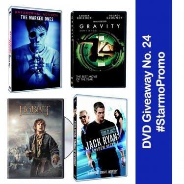 DVDGiveaway24