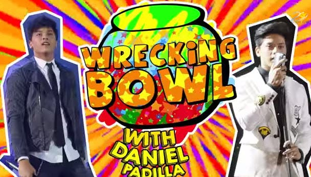 Daniel Wrecking Ball