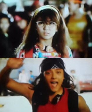 Kathniel behind the scene shes dating gangster book 9