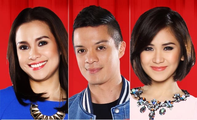 'The Voice Kids' Coaches Lea, Bamboo and Sarah to Stage ...