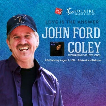 John Ford Coley Concert Videos Starmometer