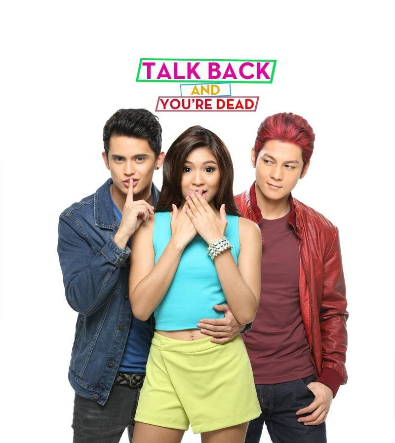 Imleeegwaras talk back and you re dead movie poster number 3