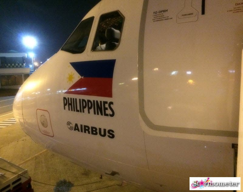 Flying AirAsia Philippines from Manila to Shanghai