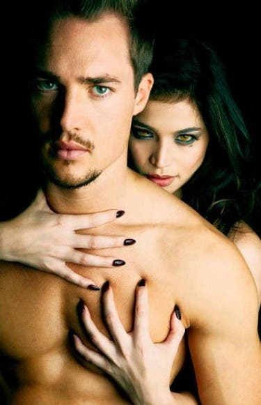 Anne Curtis and Alexander Doetsch in Blood Ransom hot photo
