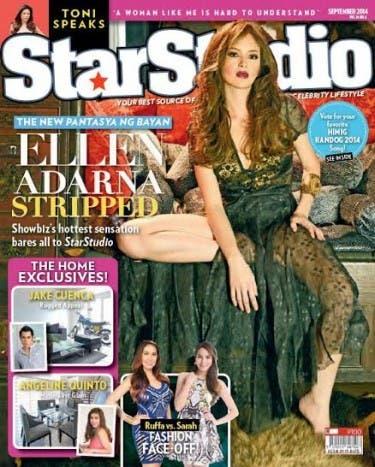 Ellen Adarna StarStudio
