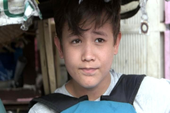 juan karlos labajo of �the voice kids� to star on his own