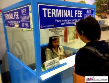 Terminal Fee